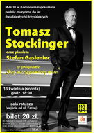 Tomasz Stockinger-plakat