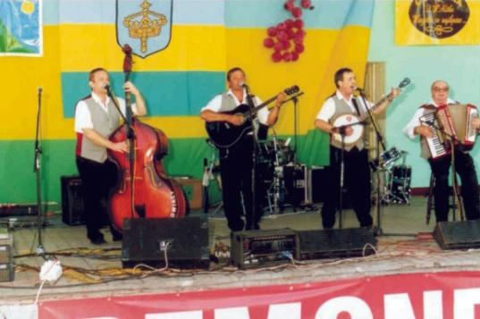 Kapela Podwórkowa Kornowiacy